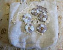 Красивая сумка из ткани своими руками