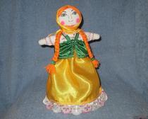 Куклы ручной работы выкройки. Кукла Масленица своими руками