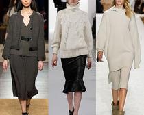 Популярные модели вязания спицами осень для женщин, кофты, кардиганы, шарфы и шапки с описанием и схемами бесплатно