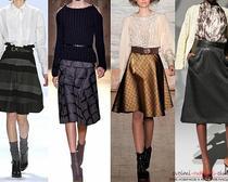 Мастер-класс по самостоятельному построению выкройки юбки-трапеции