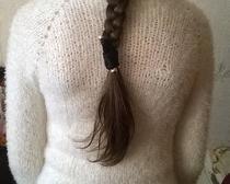 Вязание спицами: Кофточка - Нежность