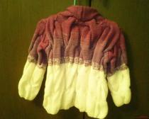 Вязание спицами: Детский кардиган ЛАЛО