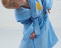 Детский халат шьем по выкройке