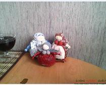 Куклы без единого шва