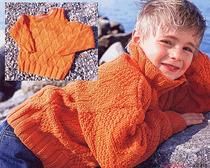 Вязание спицами одежды для мальчиков
