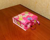Мастер-класс: подарочные коробки своими руками