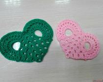 Мастер-класс по вязанию: сердечко крючком