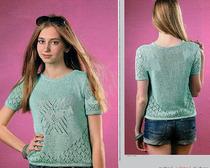 Как связать спицами оригинальные ажурные кофточки для женщин и девочек по схеме с описанием и фото бесплатно