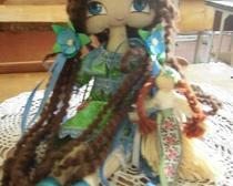 Мои разные куколки в народных костюмах