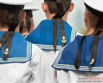 Костюм моряка для мальчика своими руками - подробный мастер класс с описанием