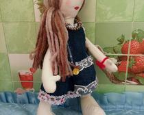 Как сделать тряпичную куклу своими руками