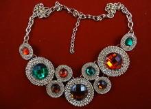 """Дизайнерское ожерелье """"Сокровища принцессы"""""""