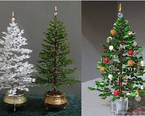 Новогодние елки из бисера 2016. Схемы с фото и подробным описанием