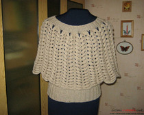 Вязание пуловеров для женщин спицами