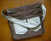 Выкройки сумки из джинсы. Сумка своими руками из старой юбки