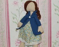 Кукла своими руками: Наташка
