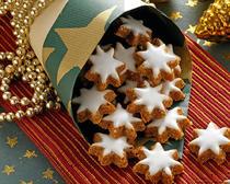 Рождественское печенье для дедушки мороза - Мастер-класс