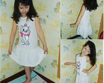 Интересные и оригинальные схемы для выкройки нарядного платья для девочки