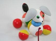 "Игрушка каталка ""Веселый щенок"""