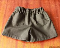 Мастер классы детского шитья: летние шорты