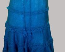 Вязание: Две юбочки