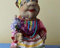 Национальная мордовская кукла
