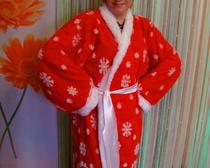 Как сшить новогодний костюм Деда Мороза?