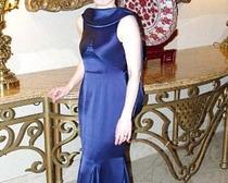 Легкая выкройка нарядного платья