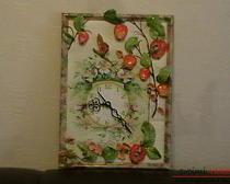 Яблочные часы