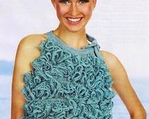 популярные модели вязания спицами кофточки платья и многое другое