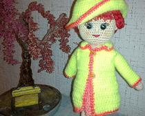 Мои куколки амигуруми