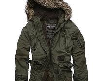 Выкройка интересной мужской куртки