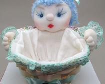 Куколка-корзинка Угощайка