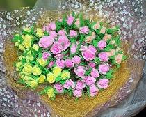 Необычные цветы из простой акварельной бумаги