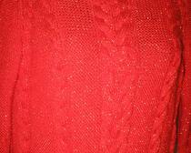 Вязание спицами: Пуловер реглан