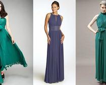 Выкройка длинного платья своими руками
