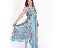 Шьем быстрое платье в греческом стиле