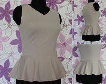 Мастер классы по шитью одежды: блузка с баской