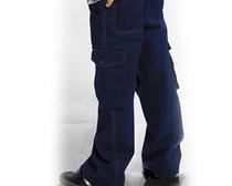 Выкройка удобных детских брюк