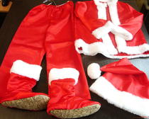 Как сшить детский новогодний костюм: мастер класс с фото