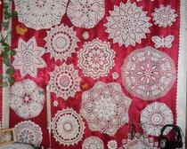 Оригинальное украшение интерьера салфетками