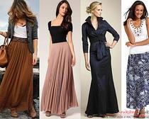 Как пошить юбку-трапецию на резинке своими руками: мастер-класс с выкройкой
