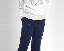 Стильные брюки для девочки