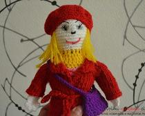 Мастер-класс самодельной игрушки: кукла своими руками