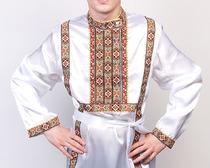 Пошив традиционной русской рубахи