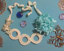 Украшения своими руками: романтичное ожерелье