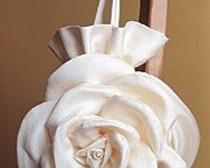Сумка в форме розы