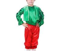 Как пошить костюм помидора для ребёнка по выкройке с описанием и фото