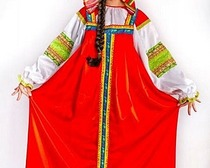 Шьем русский народный сарафан
