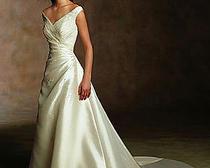 Красивое свадебное платье своими руками. Выкройка